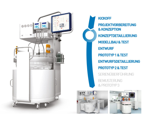 Artelis Vaccine Production Unit ICELLIS 1000