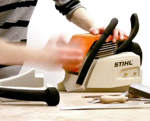 Stihl model making