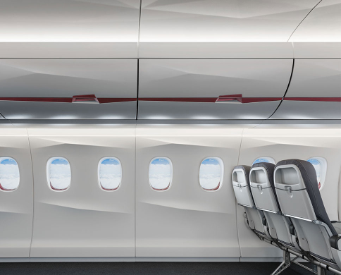 Showcase Model Diehl Aircabin