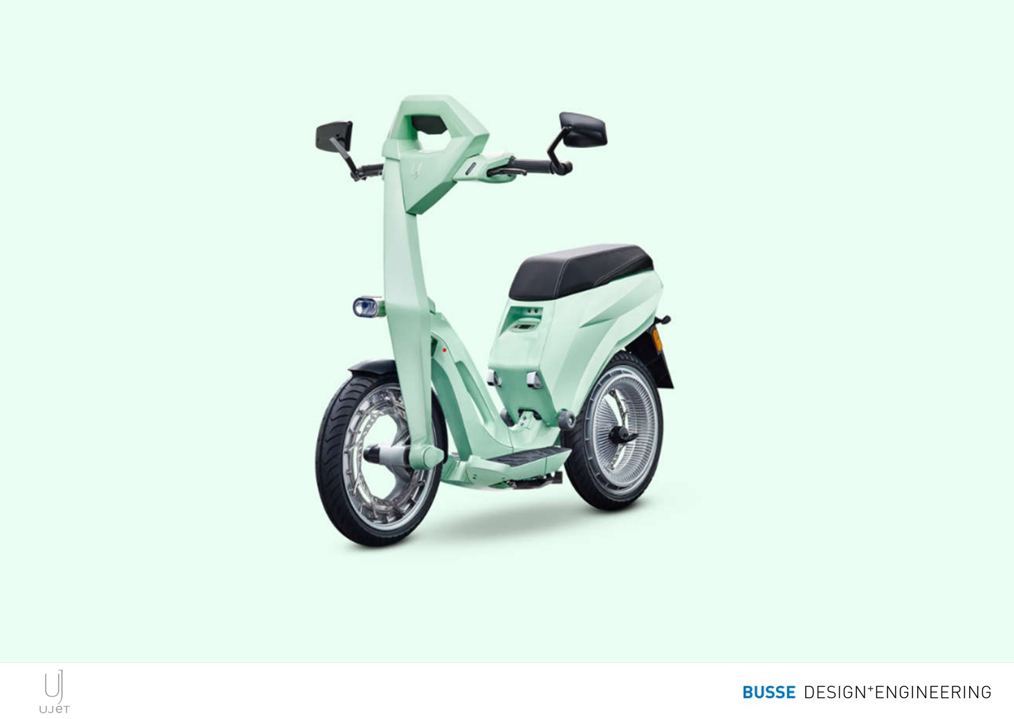 Ujet One Electric Scooter