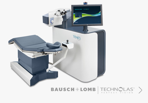 Bausch + Lomb I Technolas Excimer Laser