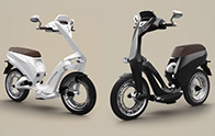 THE UJET ELECTRIC SCOOTER - A NEW HIGH TECH EXPERIENCE FOR CITY LOVERS