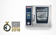 German Design Award für Rational SCC XS