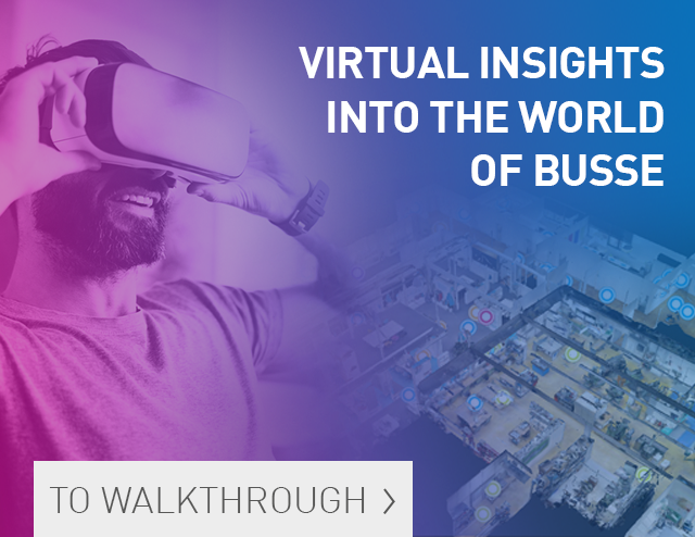 Virtual insights into the world of BUSSE