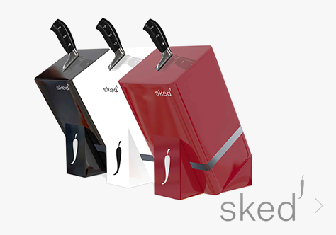 sked Knife Block