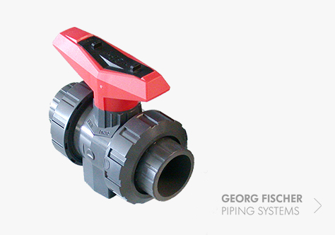 Georg Fischer Ball Valves