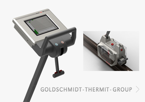 GOLDSCHMIDT-THERMIT Track Measurement Tool