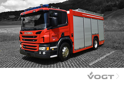 Vogt Fire engine