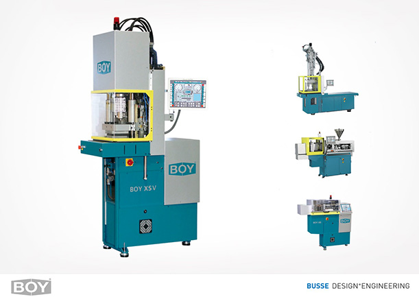 SpritzgussmaschinenInjection moulding machines