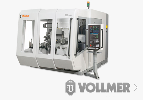 Vollmer Tooling machine