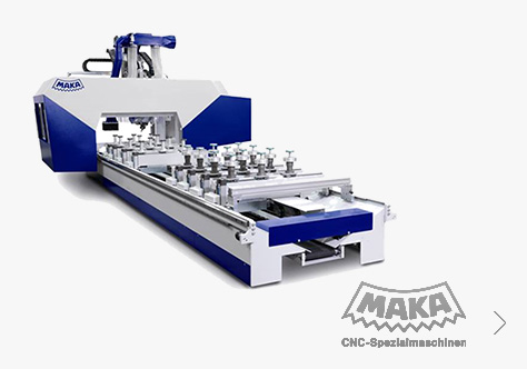 Maka 5-axis machining center
