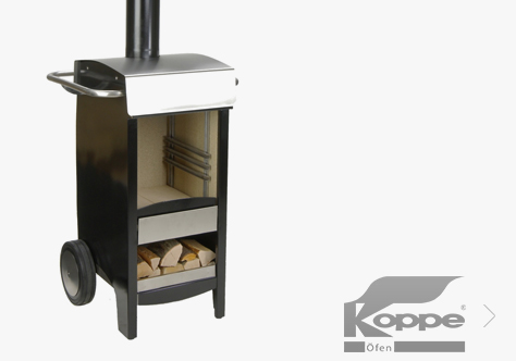 Koppe Outdoor Stove