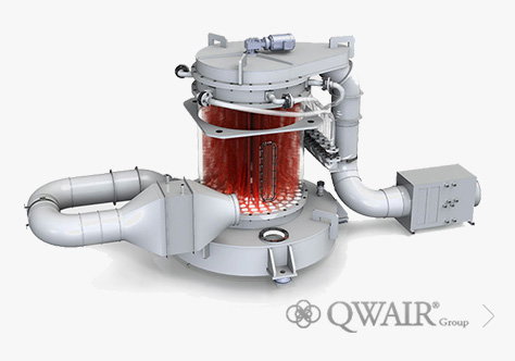Qwair Wasseraufbereitungscontainer Water treatment container