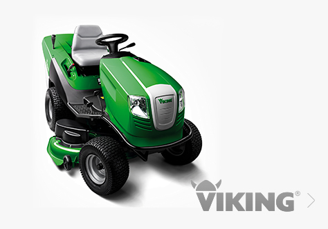 Viking Lawn mower tractor