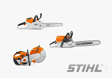 STIHL Chain Saws & Engine Driven Tools