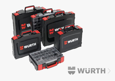 Würth Koffersystem